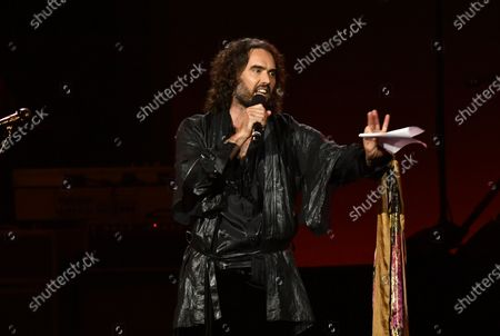 Editorial image of MusiCares Person of the Year Gala, Show, Convention Center, Los Angeles, USA - 24 Jan 2020