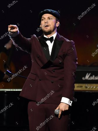 Editorial picture of MusiCares Person of the Year Gala, Show, Convention Center, Los Angeles, USA - 24 Jan 2020