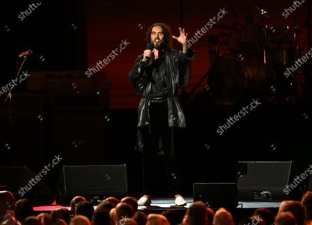 Editorial photo of MusiCares Person of the Year Gala, Show, Convention Center, Los Angeles, USA - 24 Jan 2020