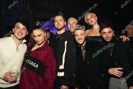 Editorial image of Friends 'N' Family 23rd Grammy Party 2020, Los Angeles, USA - 24 Jan 2020