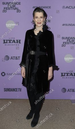 British actress Harriet Walter arrives for the premier of 'Herself' at the 2020 Sundance Film Festival in Park City, Utah, USA, 24 January 2020. The festival runs from 22 January to 02 February 2020.