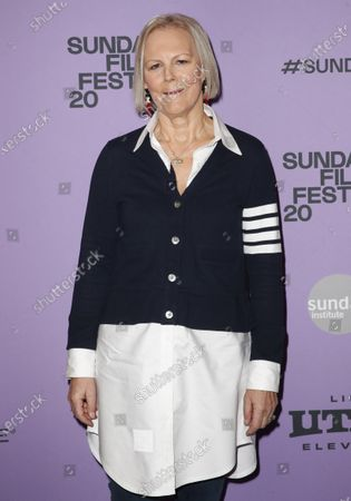 Phyllida Lloyd arrives for the premier of 'Herself' at the 2020 Sundance Film Festival in Park City, Utah, USA, 24 January 2020. The festival runs from 22 January to 02 February 2020.
