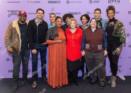 Editorial photo of 'Aggie' film premiere, Arrivals, Sundance Film Festival, Park City, USA - 24 Jan 2020