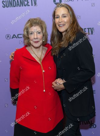 Agnes Gund and Catherine Gund
