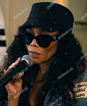 Editorial image of Marley Brunch with Marley Family Members, West Hollywood, USA - 24 Jan 2020