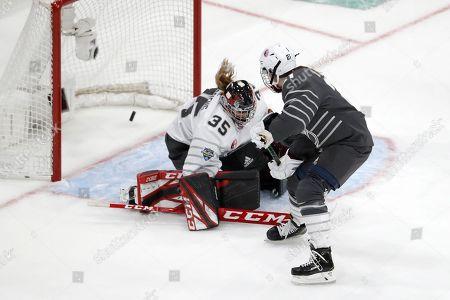 Editorial photo of NHL All Star Skills Hockey, St. Louis, USA - 24 Jan 2020