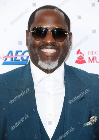 Stock Image of Johnny Gill