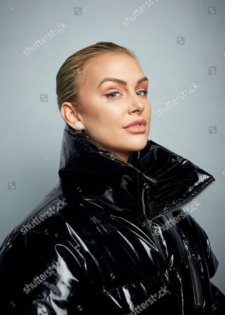 "Stock Image of Lala Kent poses for a portrait to promote the film ""Spree"" at the Music Lodge during the Sundance Film Festival, in Park City, Utah"