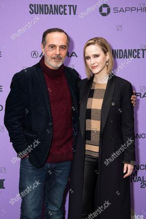 "Editorial image of 2020 Sundance Film Festival - ""Ironbark"" Premiere, Park City, USA - 24 Jan 2020"