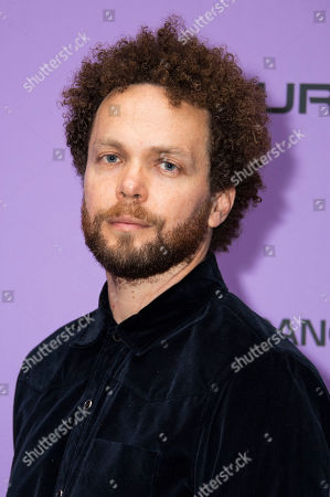 """Ben Pugh attends the premiere of """"Ironbark"""" at the Eccles Theatre during the 2020 Sundance Film Festival, in Park City, Utah"""