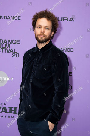 """Stock Image of Ben Pugh attends the premiere of """"Ironbark"""" at the Eccles Theatre during the 2020 Sundance Film Festival, in Park City, Utah"""