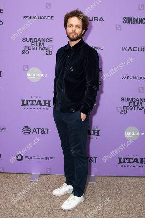 "Editorial photo of 2020 Sundance Film Festival - ""Ironbark"" Premiere, Park City, USA - 24 Jan 2020"