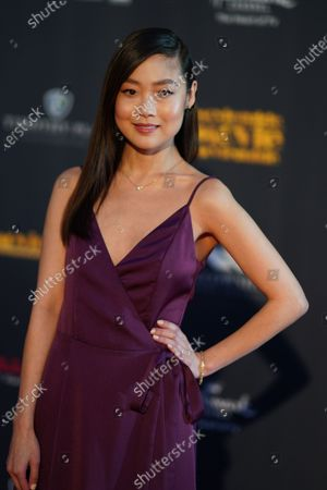 Stock Picture of Krista Marie Yu