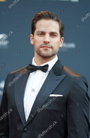 Stock Picture of Brant Daugherty