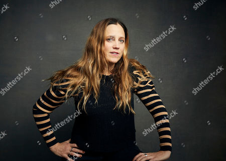 """Heidi Ewing poses for a portrait to promote """"Love Fraud"""" at the Music Lodge during the Sundance Film Festival, in Park City, Utah"""