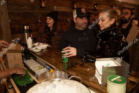 Stock Picture of Lala Kent is seen at the Music Lodge during the Sundance Film Festival, in Park City, Utah