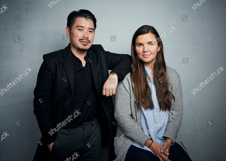 "Editorial photo of 2020 Sundance Film Festival - ""Be Water"" Portrait Session, Park City, USA - 24 Jan 2020"
