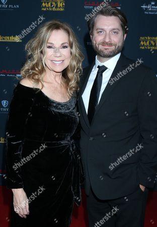 Kathie Lee Gifford and Nick Barnes