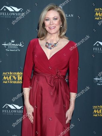 Stock Picture of Nancy Stafford