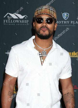 Stock Picture of Percy Romeo Miller Jnr