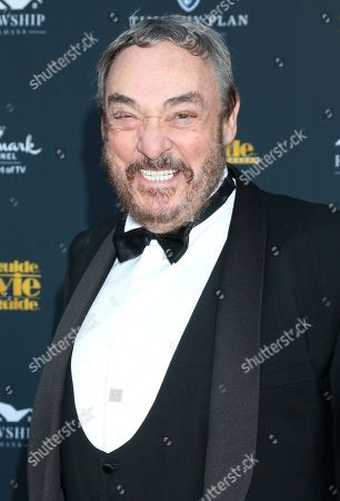 Stock Picture of John Rhys-Davies