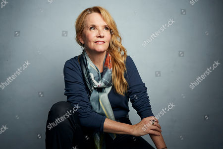 "Lea Thompson poses for a portrait to promote the film ""Dinner in America"" at the Music Lodge during the Sundance Film Festival, in Park City, Utah"