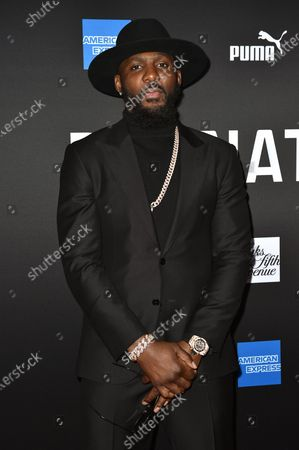 Editorial picture of Roc Nation's Pre-Grammys Brunch, Arrivals, Los Angeles, USA - 25 Jan 2020