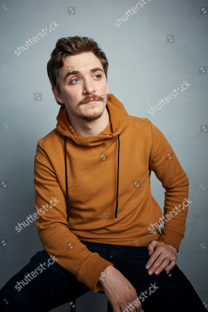 "Editorial image of 2020 Sundance Film Festival - ""Dinner in America"" Portrait Session, Park City, USA - 24 Jan 2020"
