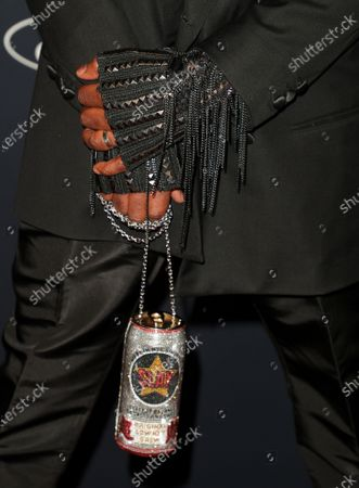 Billy Porter, accessories detail