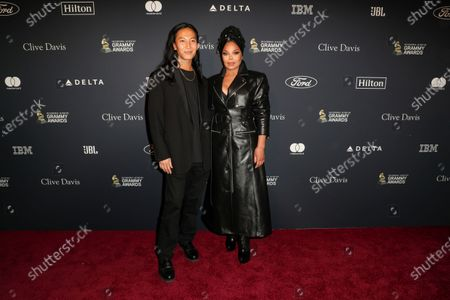 Alexander Wang and Janet Jackson