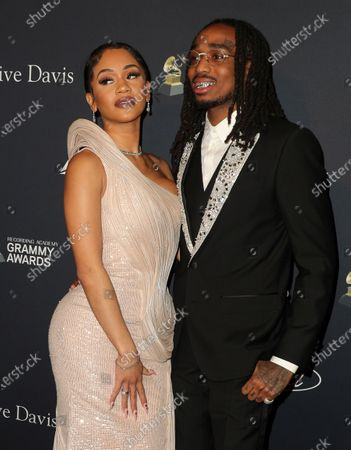Saweetie and Quavo