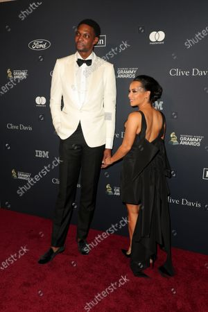 Editorial picture of Clive Davis' 2020 Pre-Grammy Gala, Arrivals, The Beverly Hilton, Los Angeles, USA - 25 Jan 2020