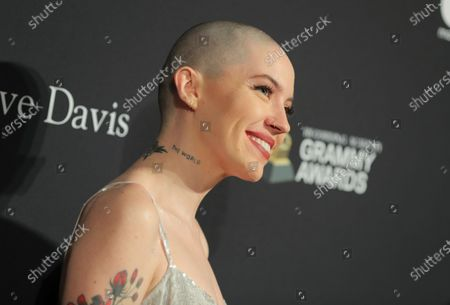 Editorial image of Clive Davis' 2020 Pre-Grammy Gala, Arrivals, The Beverly Hilton, Los Angeles, USA - 25 Jan 2020