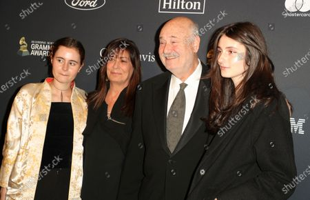 Rob Reiner and family
