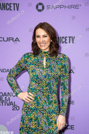 "Stock Picture of Laura Benanti attends the premiere of ""Worth"" at the Eccles Theatre during the 2020 Sundance Film Festival, in Park City, Utah"