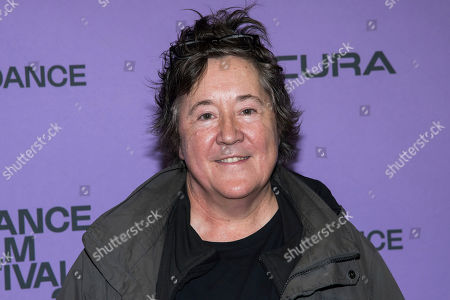 """Christine Vachon attends the premiere of """"Zola"""" at the Eccles Theater during the 2020 Sundance Film Festival, in Park City, Utah"""