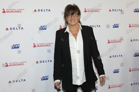 Richie Sambora arrives for the 2020 MusiCares Person of The Year gala at the Convention Center in Los Angeles, California, USA 24 January 2020. MusiCares Person of the Year Tribute honored US rock band Aerosmith for their extraordinary creative accomplishments and significant philanthropic efforts over five decades.