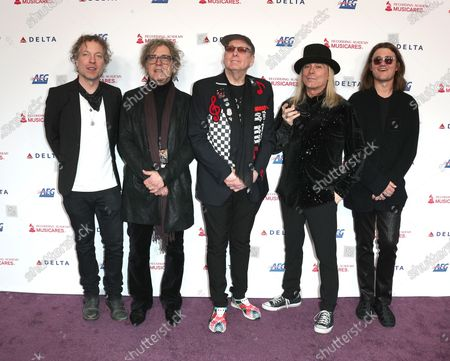 Editorial image of MusiCares Person of the Year Gala, Arrivals, Convention Center, Los Angeles, USA - 24 Jan 2020