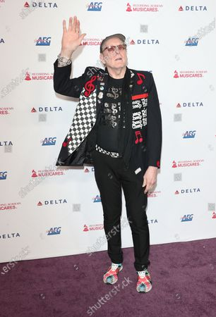 Editorial picture of MusiCares Person of the Year Gala, Arrivals, Convention Center, Los Angeles, USA - 24 Jan 2020