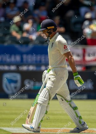Editorial photo of England Cricket, Johannesburg, South Africa - 25 Jan 2020