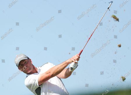 Editorial image of Golf Dubai Desert Classic in Dubai, United Arab Emirates - 25 Jan 2020