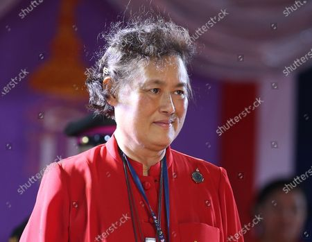 Thailand's Princess Maha Chakri Sirindhorn presided over the Chinese New Year ceremony at Chinatown in Bangkok, Thailand, 25 January 2020. The Lunar New Year, also known as Spring Festival in China and Tet in Vietnam, falls on 25 January 2020, marking the beginning of the Year of the Rat.