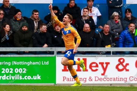 Editorial picture of Mansfield Town v Bradford City, UK - 25 Jan 2020
