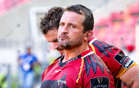 Isuzu Southern Kings vs Toyota Cheetahs. Schalk Ferreira of Southern Kings dejected after the game