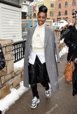 Editorial image of Celebrity Sightings around Park City, Sundance Film Festival, Park City, USA - 24 Jan 2020