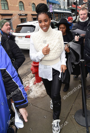 Editorial photo of Celebrity Sightings around Park City, Sundance Film Festival, Park City, USA - 24 Jan 2020