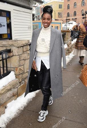 Stock Photo of Kelly Rowland
