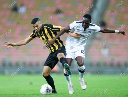 Editorial picture of Al-Ittihad Club vs Al-Adalah FC, Jeddah, Saudi Arabia - 25 Jan 2020