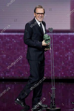 Editorial photo of 34th Goya Awards ceremony, Malaga, Spain - 25 Jan 2020