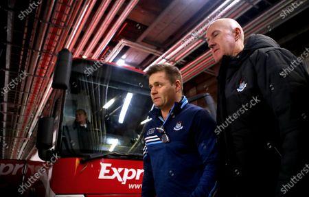 Editorial image of Allianz Football League Division 1, Croke Park, Drumcondra, Co. Dublin - 25 Jan 2020